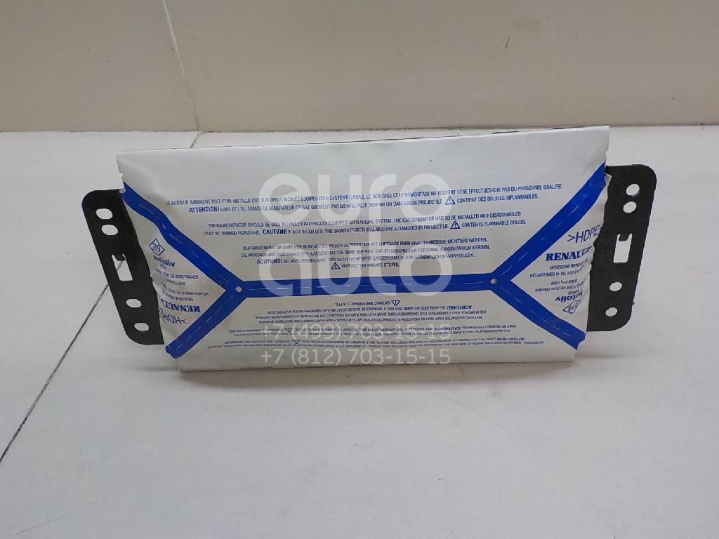 Подушка безопасности пассажирская (в торпедо) Renault Scenic II 2003-2009; (8200230383)  - купить со скидкой