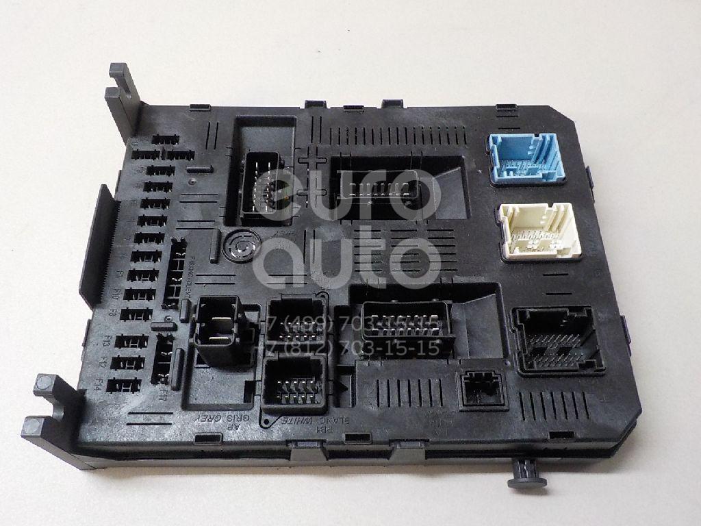 Купить Блок предохранителей Citroen C4 2005-2011; (6580Y6)