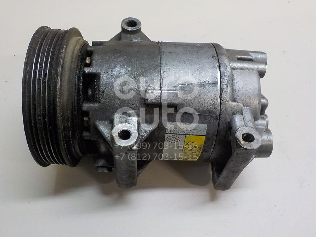 Компрессор системы кондиционирования Renault Scenic II 2003-2009; (8200316164)  - купить со скидкой