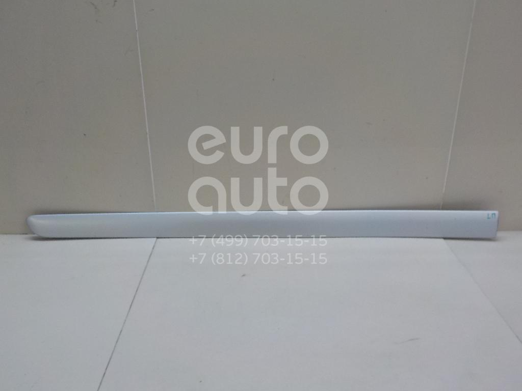 Купить Молдинг передней левой двери VW Touran 2003-2010; (1T0853515HGRU)