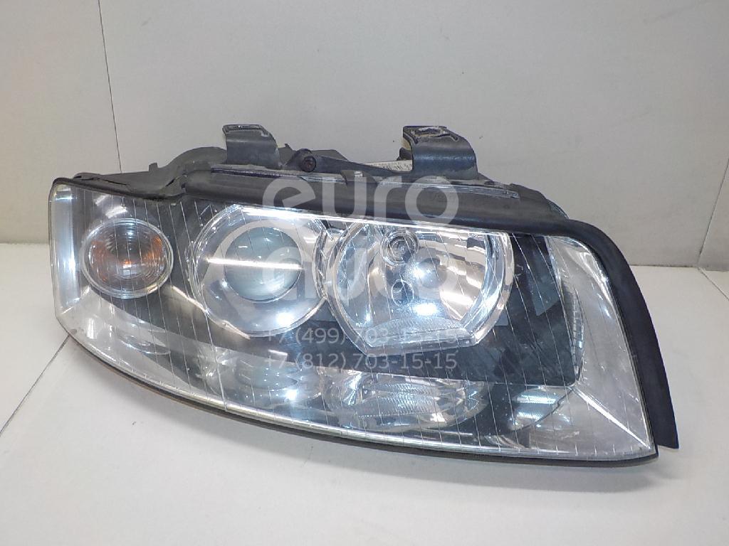 Купить Фара правая Audi A4 [B6] 2000-2004; (8E0941030D)