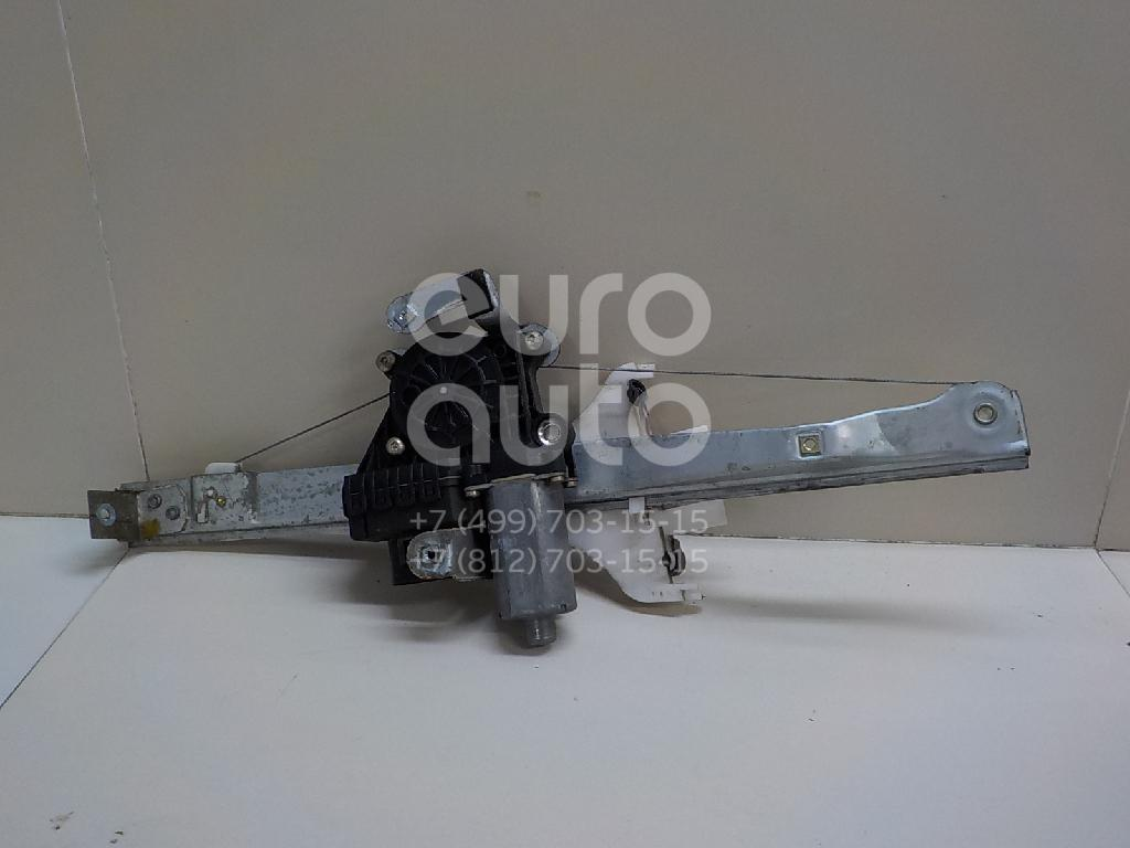 Купить Стеклоподъемник электр. задний правый Ford Mondeo III 2000-2007; (1320873)