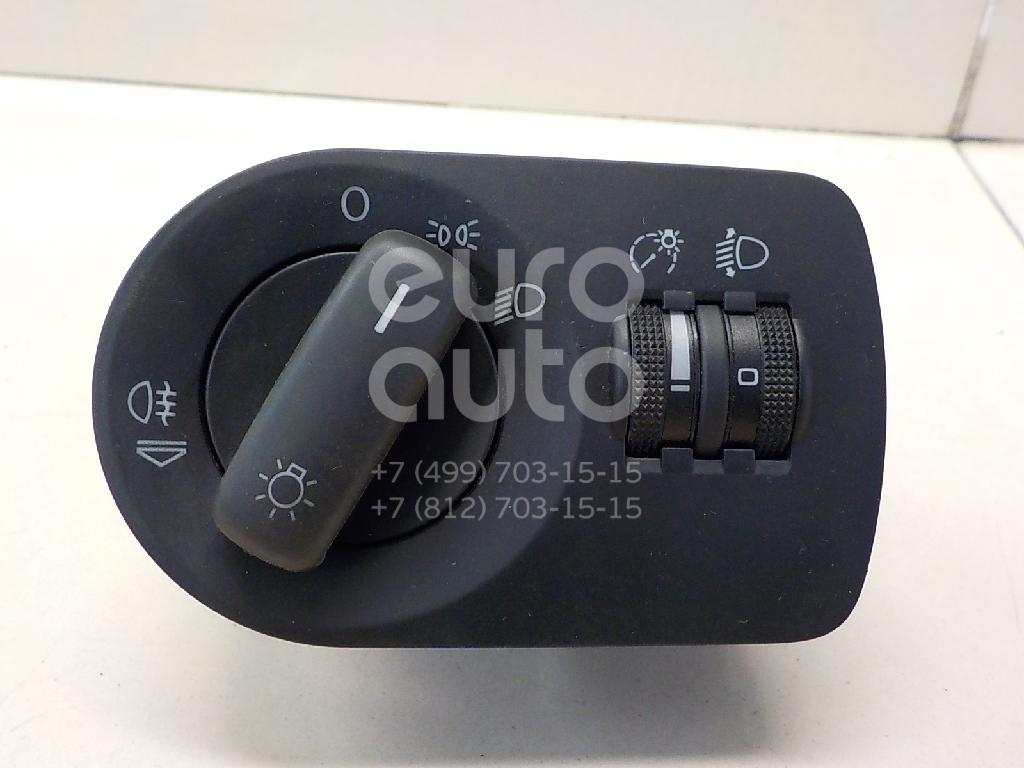 Купить Переключатель света фар Audi A3 [8PA] Sportback 2004-2013; (8P1941531N5PR)