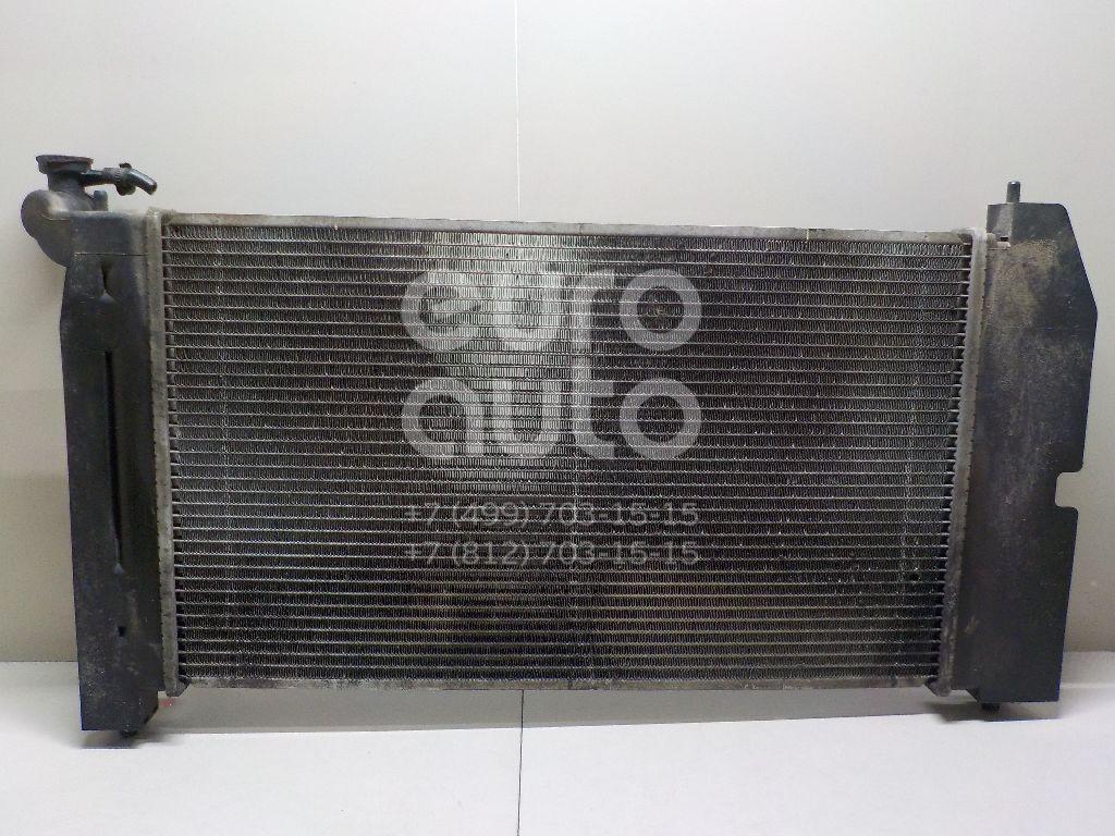 Купить Радиатор основной Toyota Avensis II 2003-2008; (64646A)
