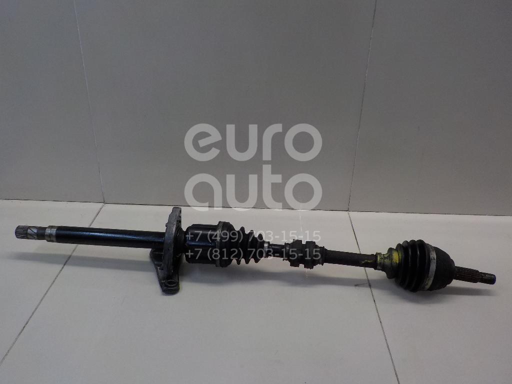 Купить Полуось передняя правая Nissan Note (E11) 2006-2013; (39100BC600)