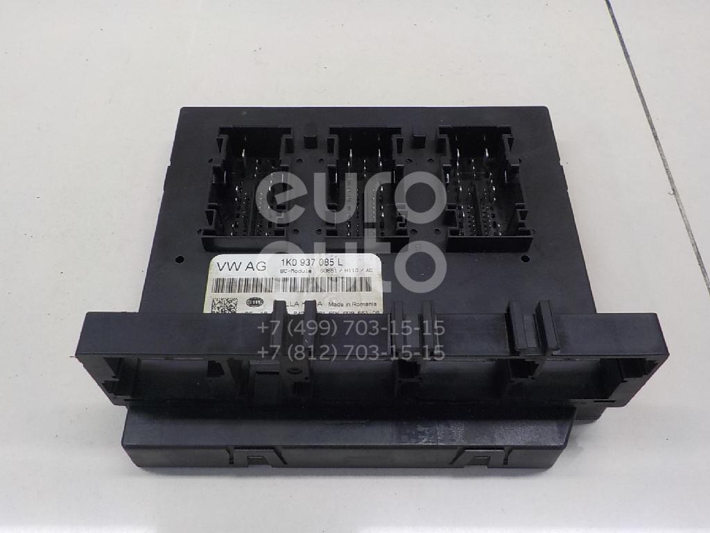 Купить Блок комфорта VW Golf VI 2009-2013; (1K0937085L)