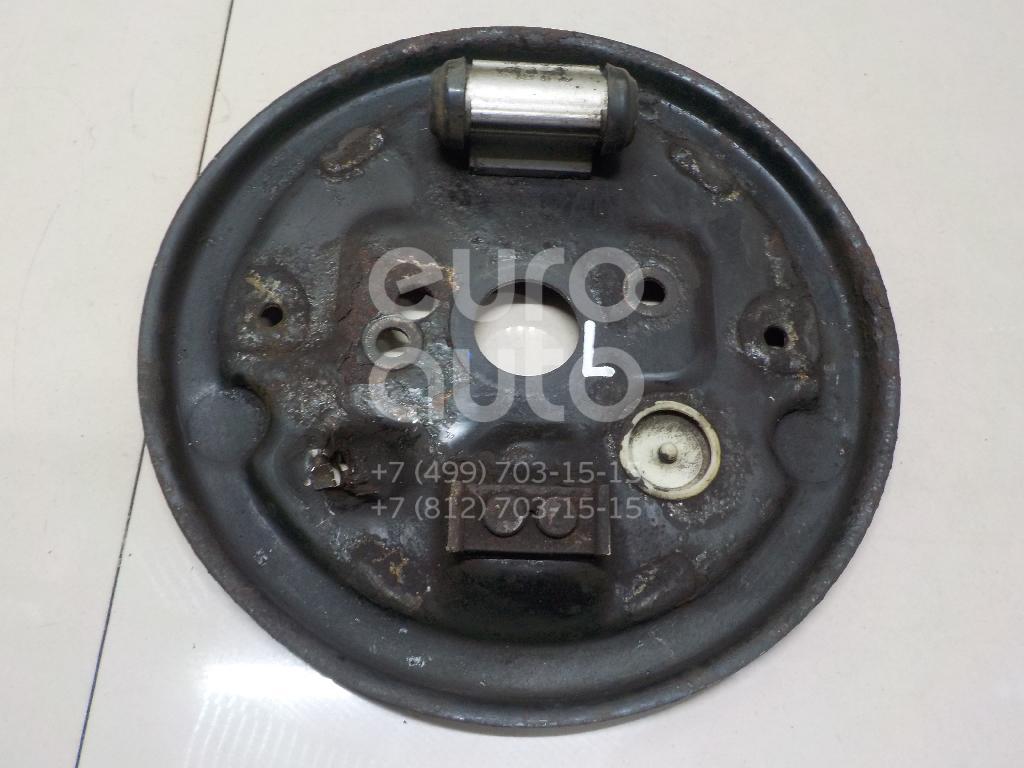 Купить Щит опорный задний левый Opel Corsa D 2006-2015; (546461)