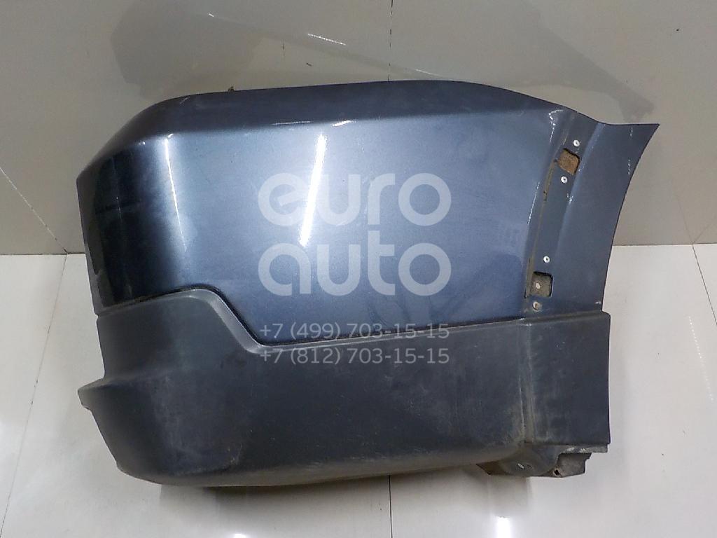 Накладка заднего бампера правая Mitsubishi Pajero/Montero IV (V8, V9) 2007-; (6410B016HB)  - купить со скидкой