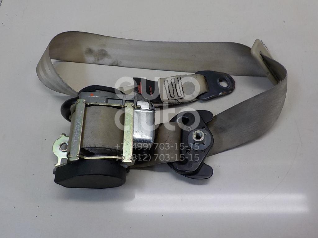 Купить Ремень безопасности с пиропатроном Peugeot 407 2004-2010; (8974HP)