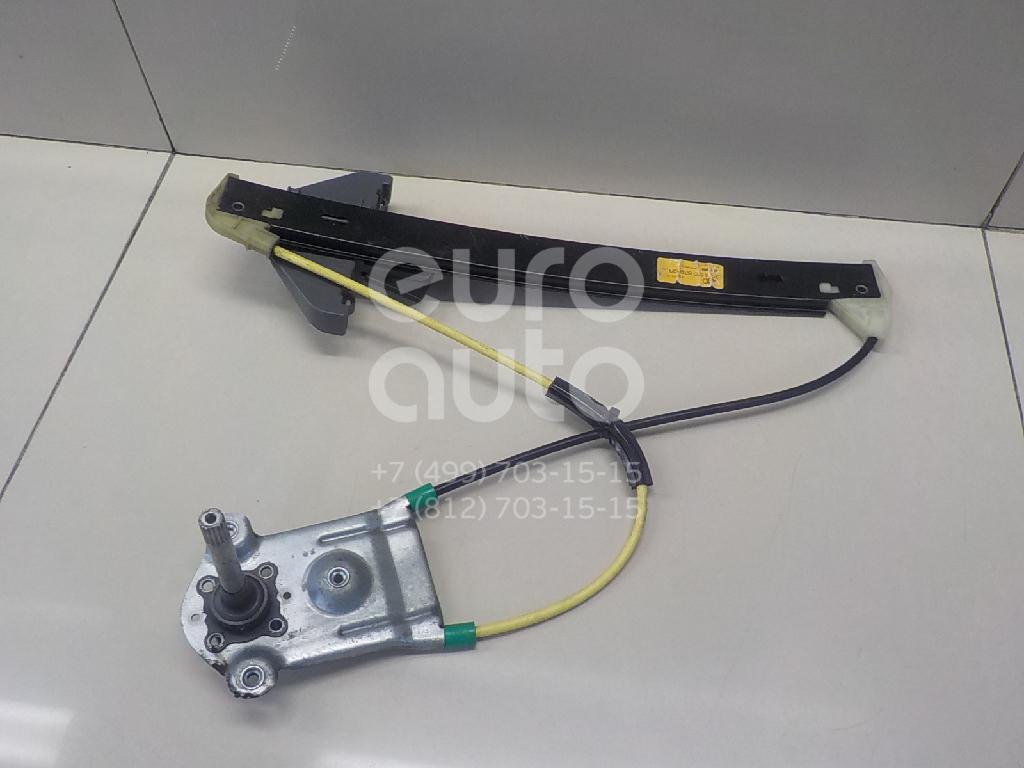 Купить Стеклоподъемник механ. задний левый Audi A2 [8Z0] 2000-2005; (8Z0839399A)