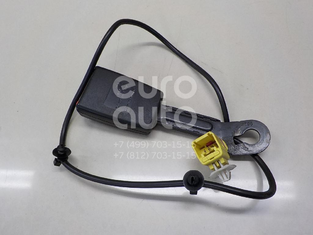 Ответная часть ремня безопасности VW Touareg 2002-2010; (7L0857778C)