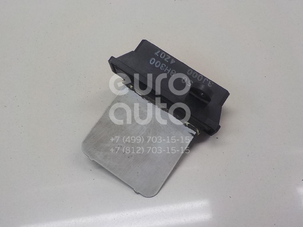 Купить Резистор отопителя Nissan Almera N16 2000-2006; (271504M401)