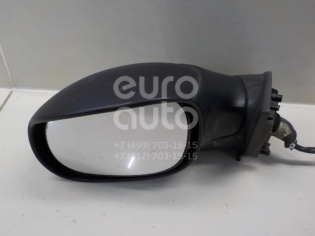 Купить Зеркало левое электрическое Citroen C3 2002-2009; (8149FN)