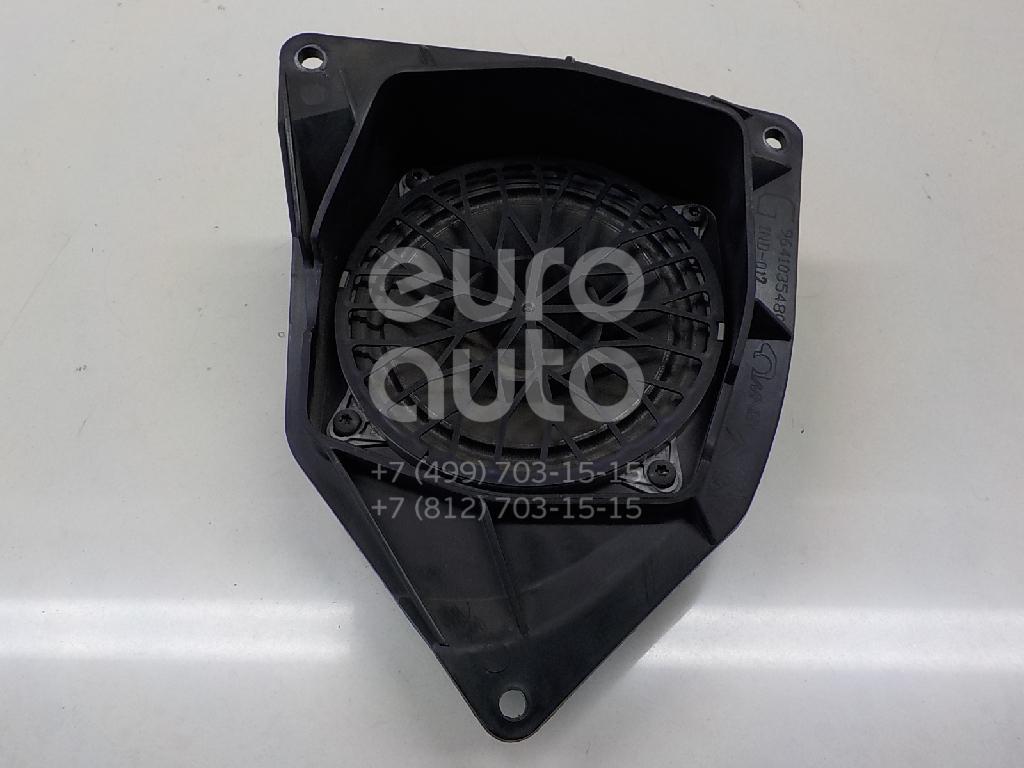 Купить Динамик Citroen C3 2002-2009; (6562J5)