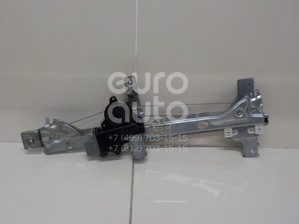Купить Стеклоподъемник электр. задний правый Peugeot 3008 2010-; (9224F6)