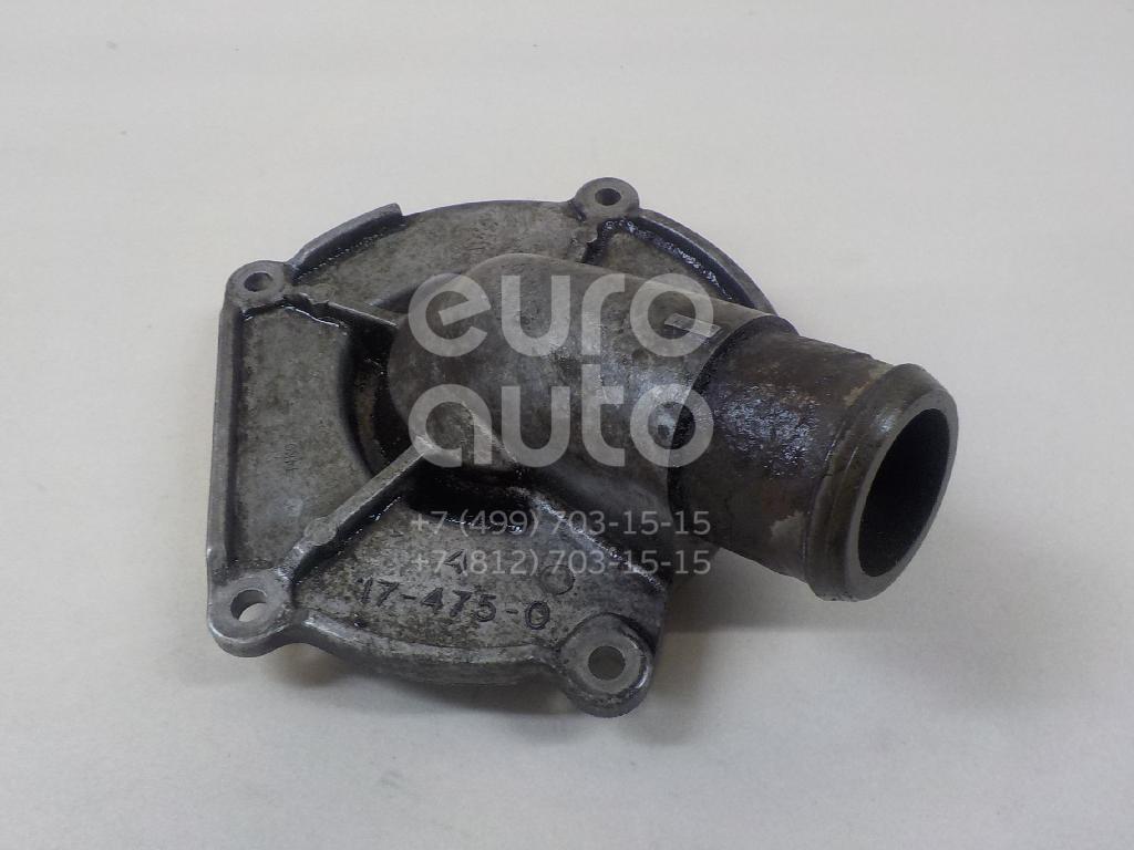 Фланец двигателя системы охлаждения Land Rover Discovery II 1998-2004; (ERR7047)