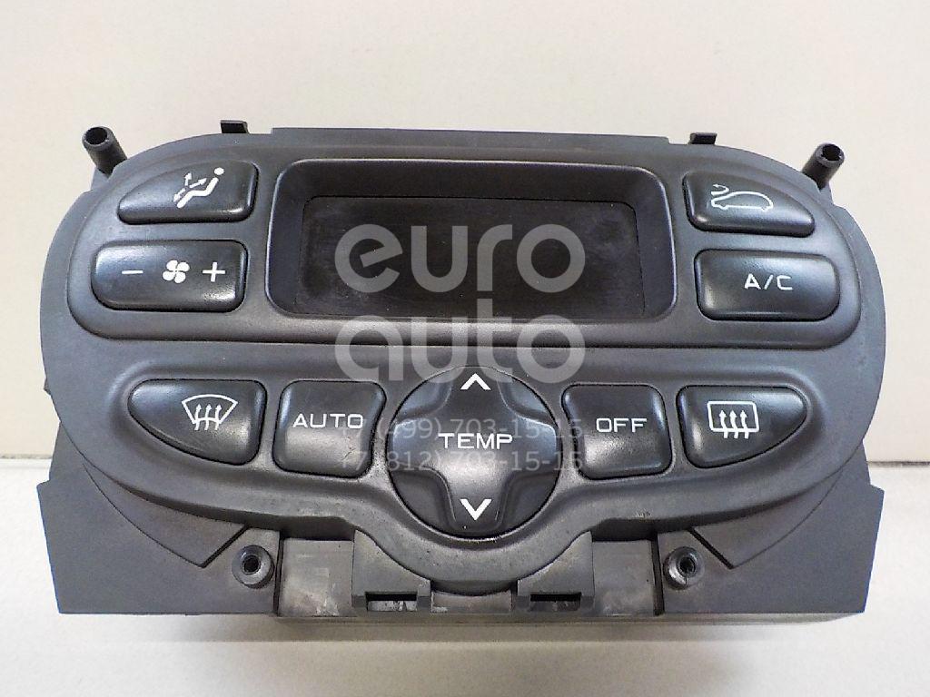 Купить Блок управления климатической установкой Peugeot 206 1998-2012; (6451EK)