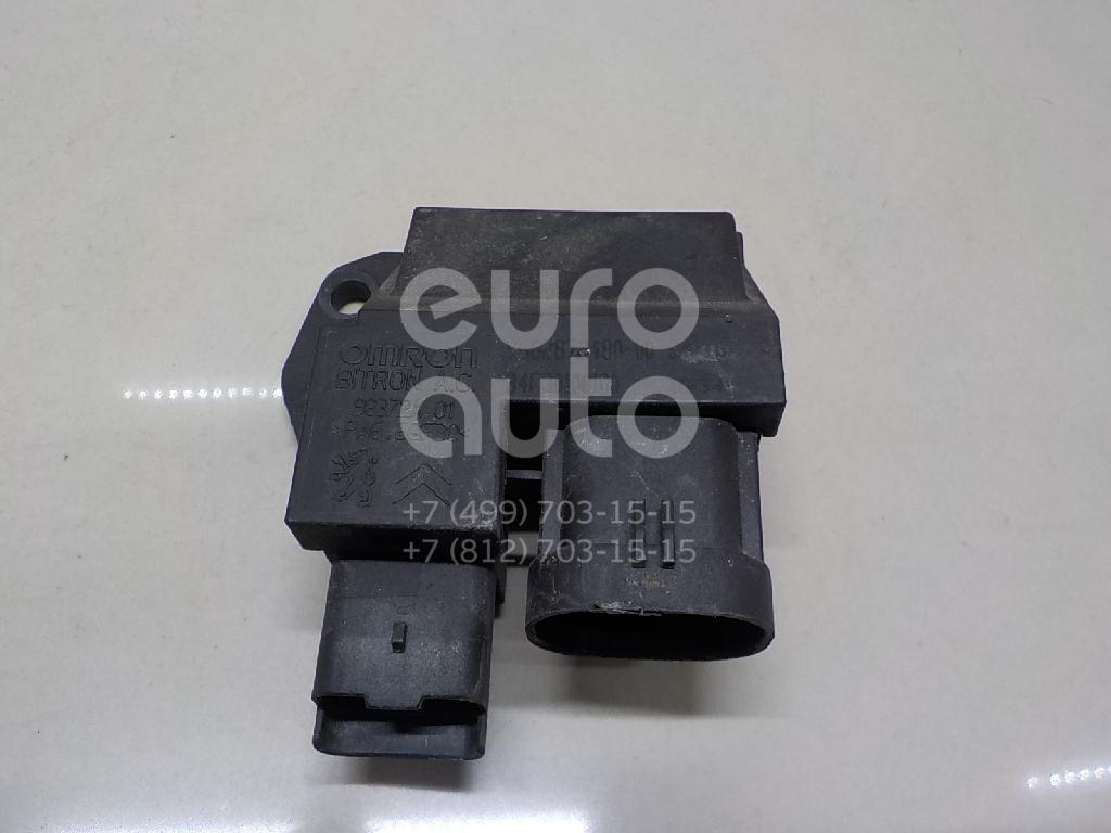 Купить Блок электронный Peugeot 207 2006-2013; (1267J5)