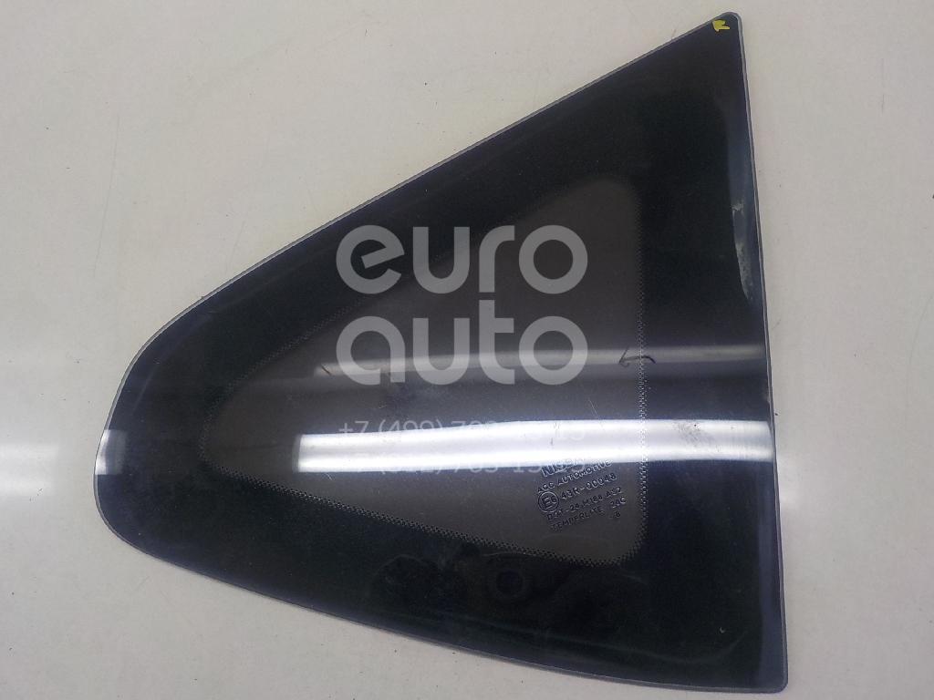 Стекло кузовное глухое правое Nissan Qashqai (J10) 2006-2014; (83312JD00A)