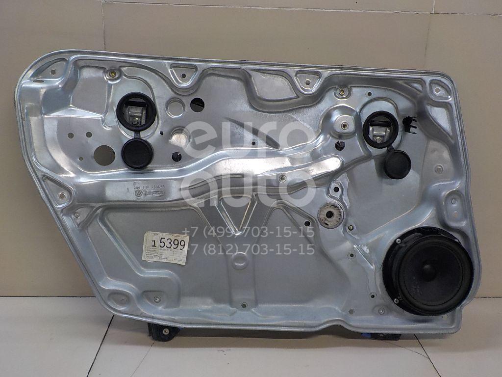 Купить Стеклоподъемник электр. передний левый VW Passat [B5] 2000-2005; (3B2837461)