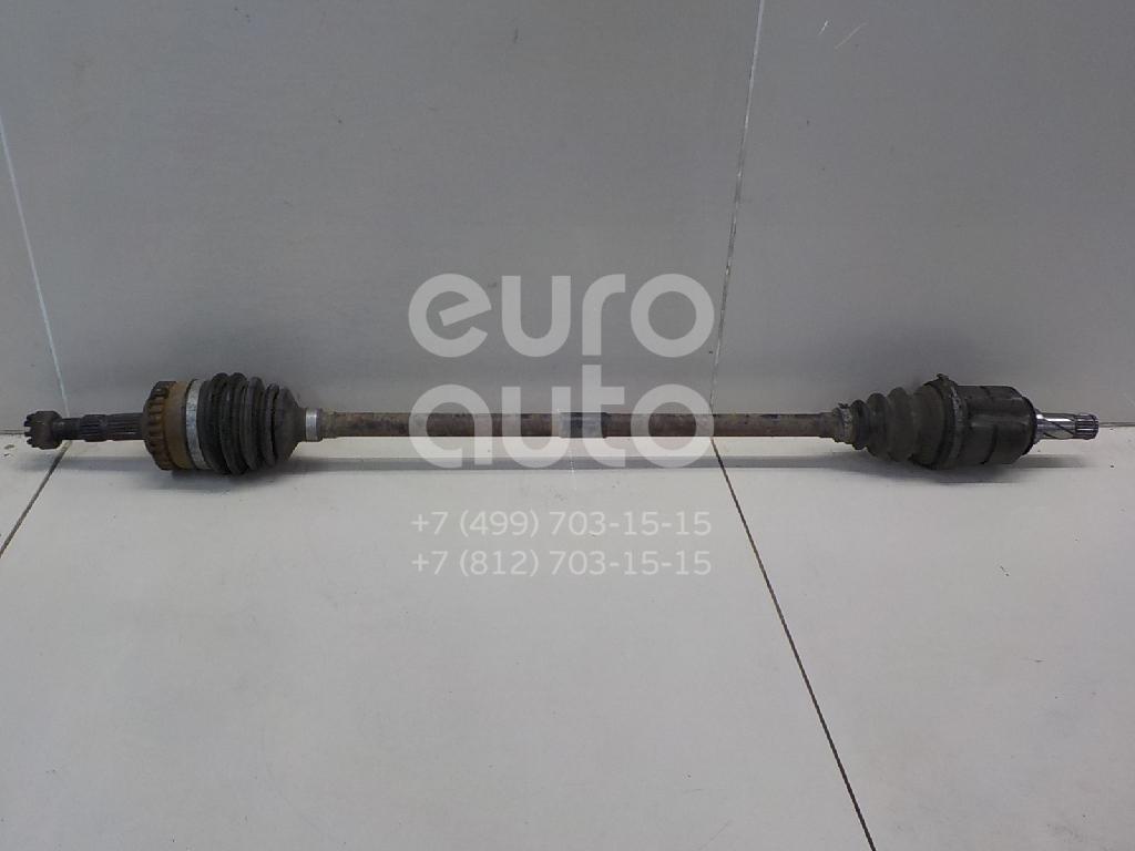 Полуось передняя правая Opel Corsa C 2000-2006; (24427064)  - купить со скидкой