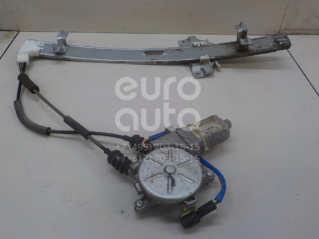 Купить Стеклоподъемник электр. передний правый Kia Spectra 2001-2011; (0K2A158560)