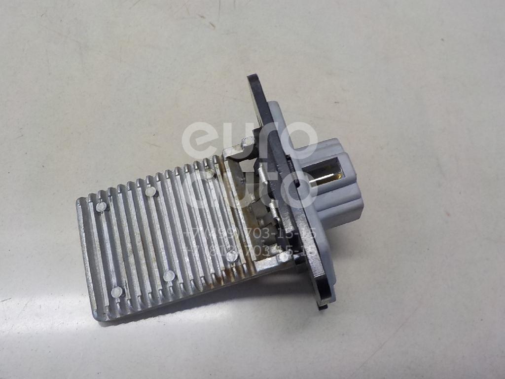 Купить Резистор отопителя Hyundai Matrix 2001-2010; (971282D000)