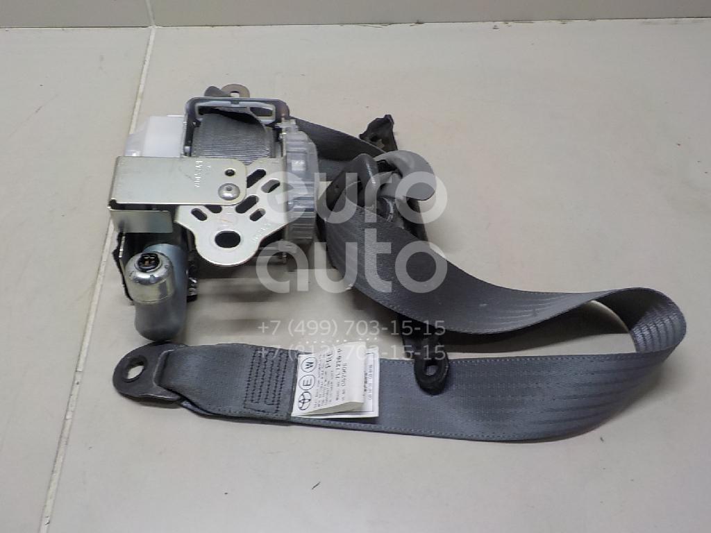 Купить Ремень безопасности с пиропатроном Toyota Prius 2003-2009; (7321047060B0)