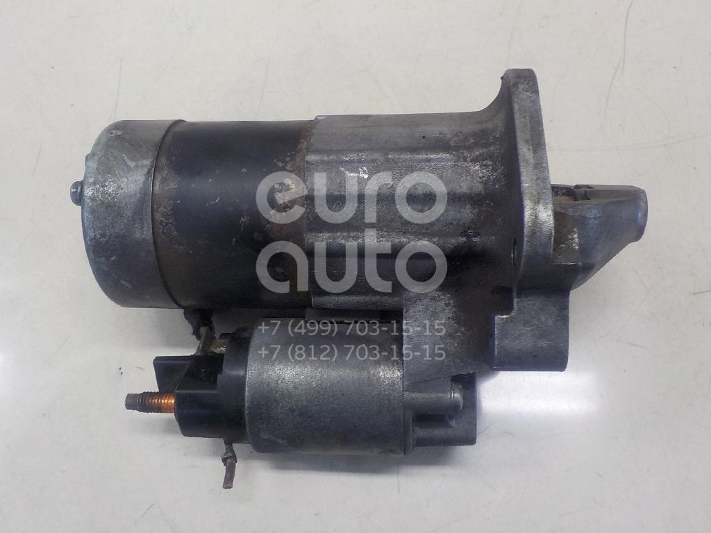 Купить Стартер Renault Scenic II 2003-2009; (8200584675)