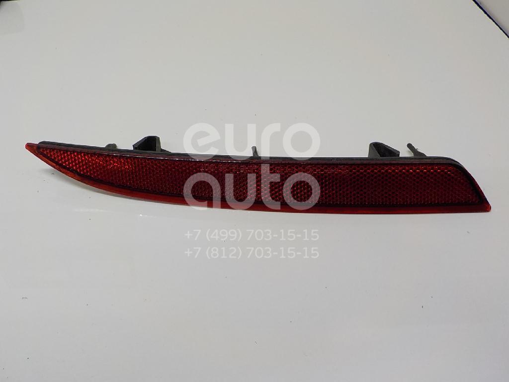Купить Отражатель в бампер задний правый Opel Astra J 2010-; (13262018)