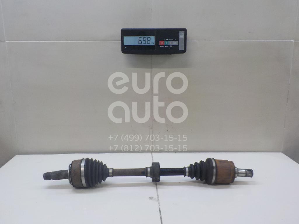 Купить Полуось передняя левая Honda Accord VIII 2008-2015; (44306TL1E00)