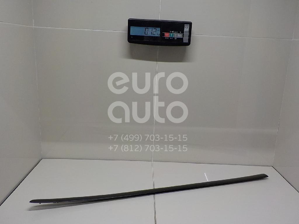Купить Молдинг передней левой двери VW Touran 2003-2010; (1T0853515FGRU)