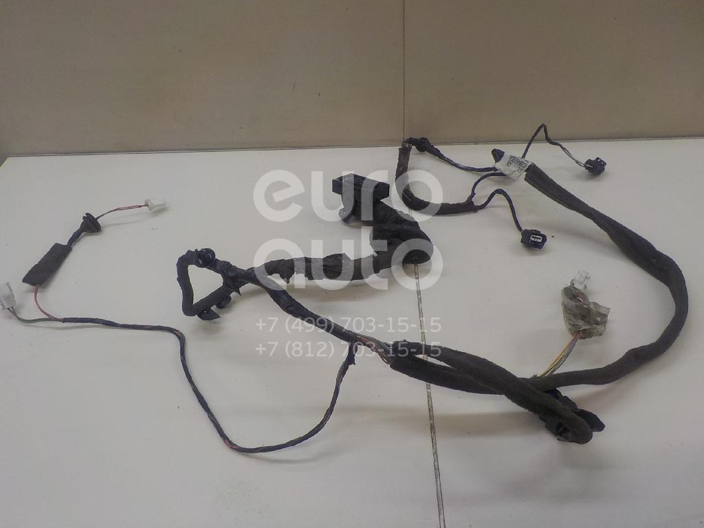 Купить Проводка (коса) Renault Scenic II 2003-2009; (8200466050)