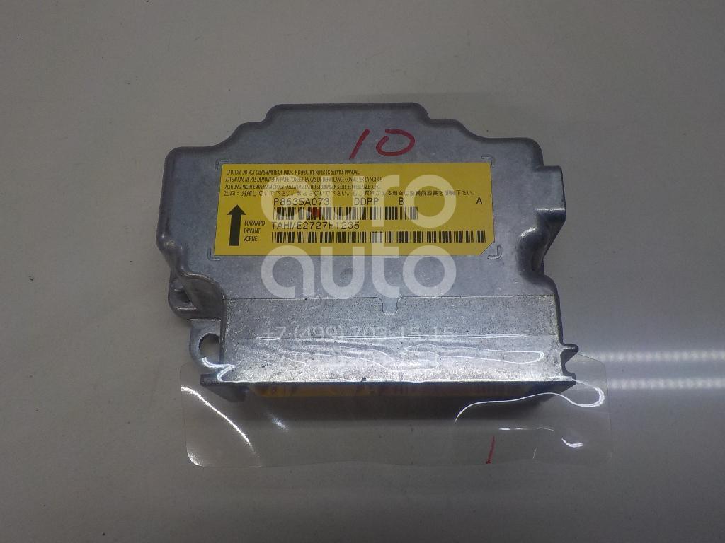 Купить Блок управления AIR BAG Mitsubishi Lancer (CX, CY) 2007-; (8635A073)