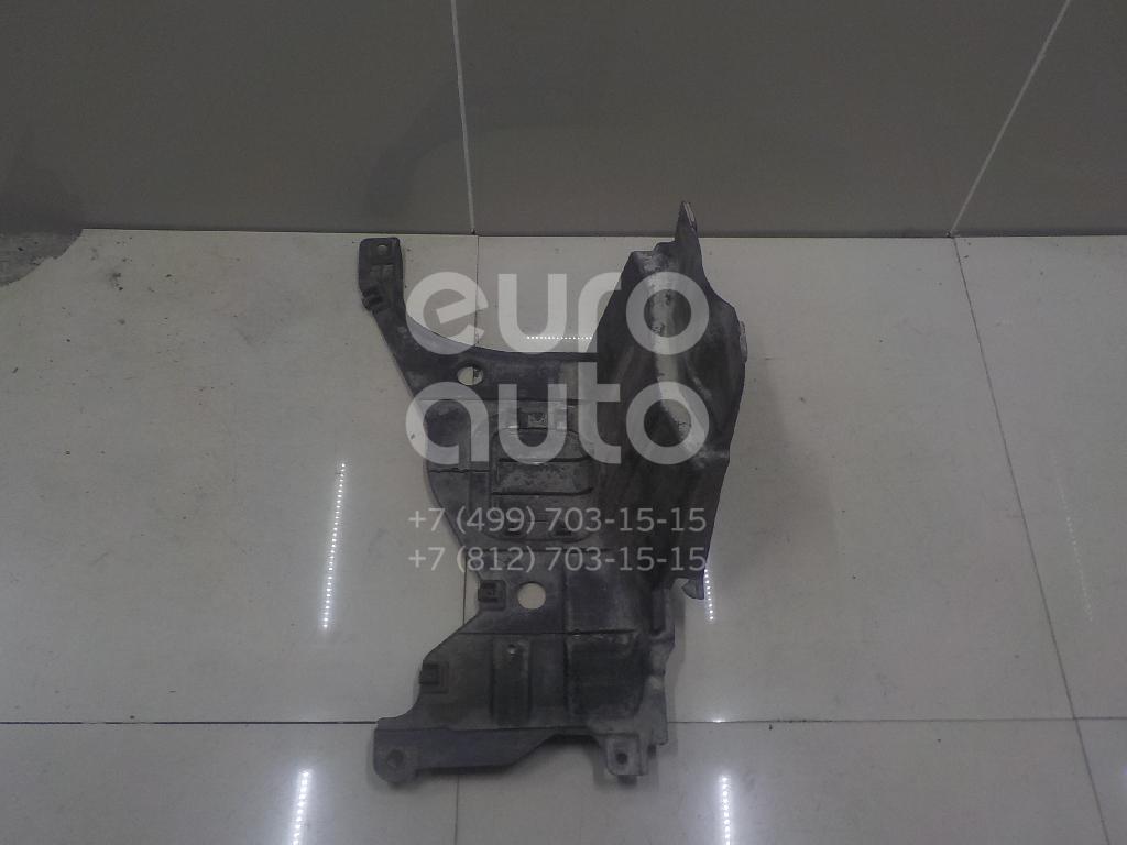 Купить Пыльник двигателя боковой левый Honda Insight II 2009-2014; (74165TM8A01)