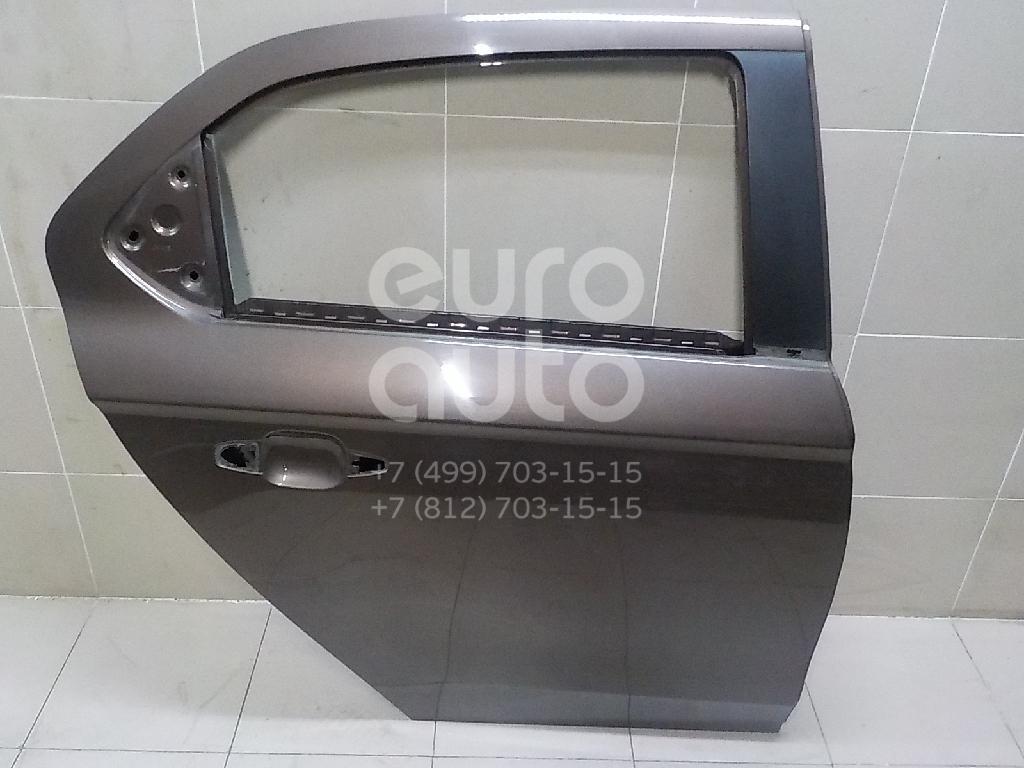 Купить Дверь задняя правая Peugeot 301 2013-; (9675190680)