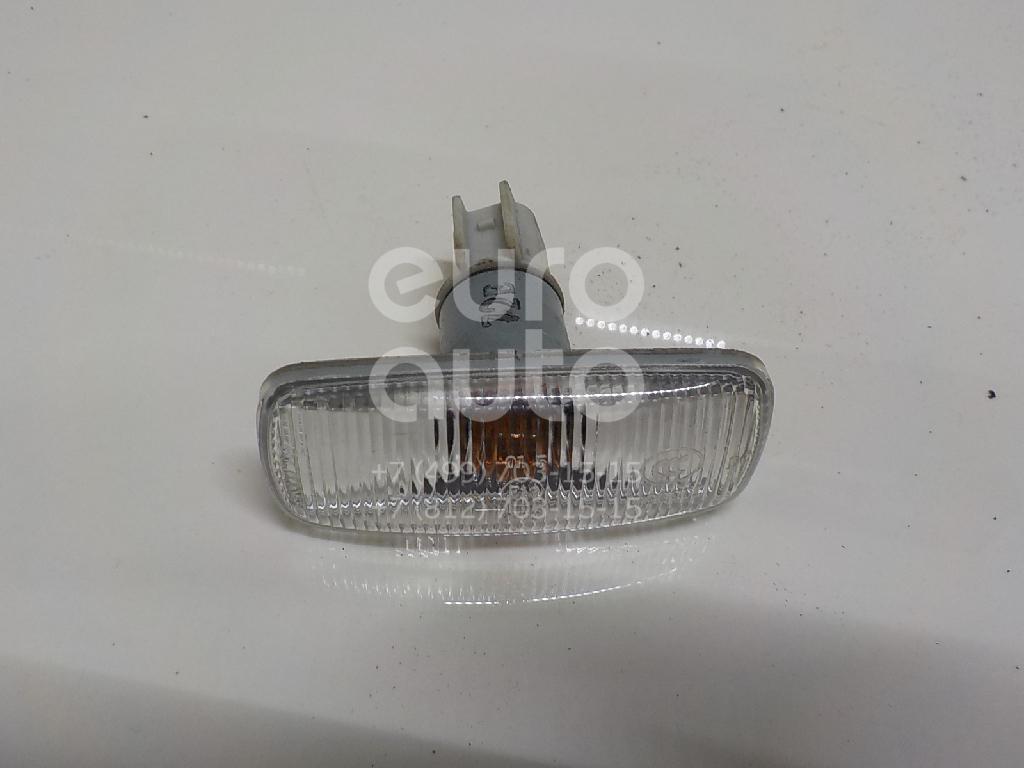 Купить Повторитель на крыло белый Dodge Caliber 2006-2011; (4806224AD)