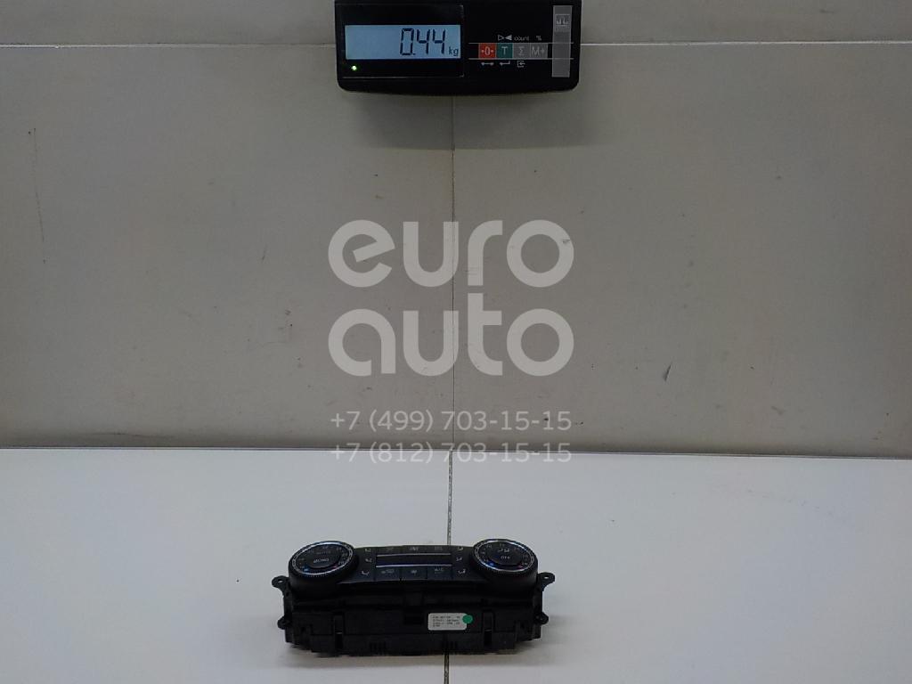 Купить Блок управления климатической установкой Mercedes Benz GL-Class X164 2006-2012; (2518702289)