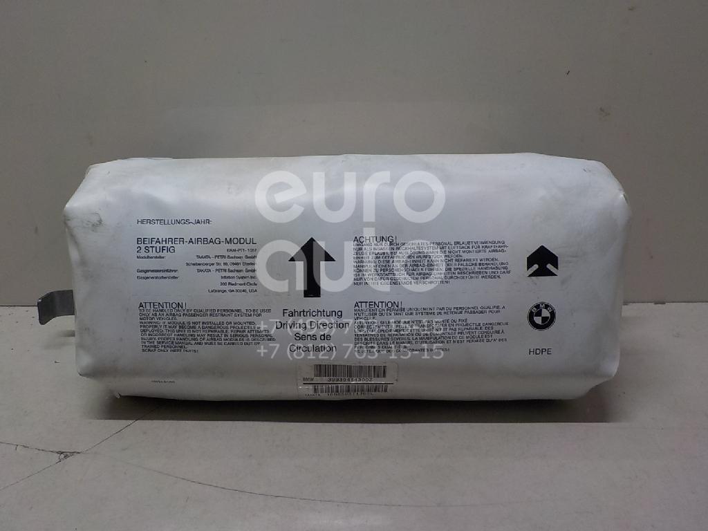 Купить Подушка безопасности пассажирская (в торпедо) BMW 3-серия E46 1998-2005; (72127112351)