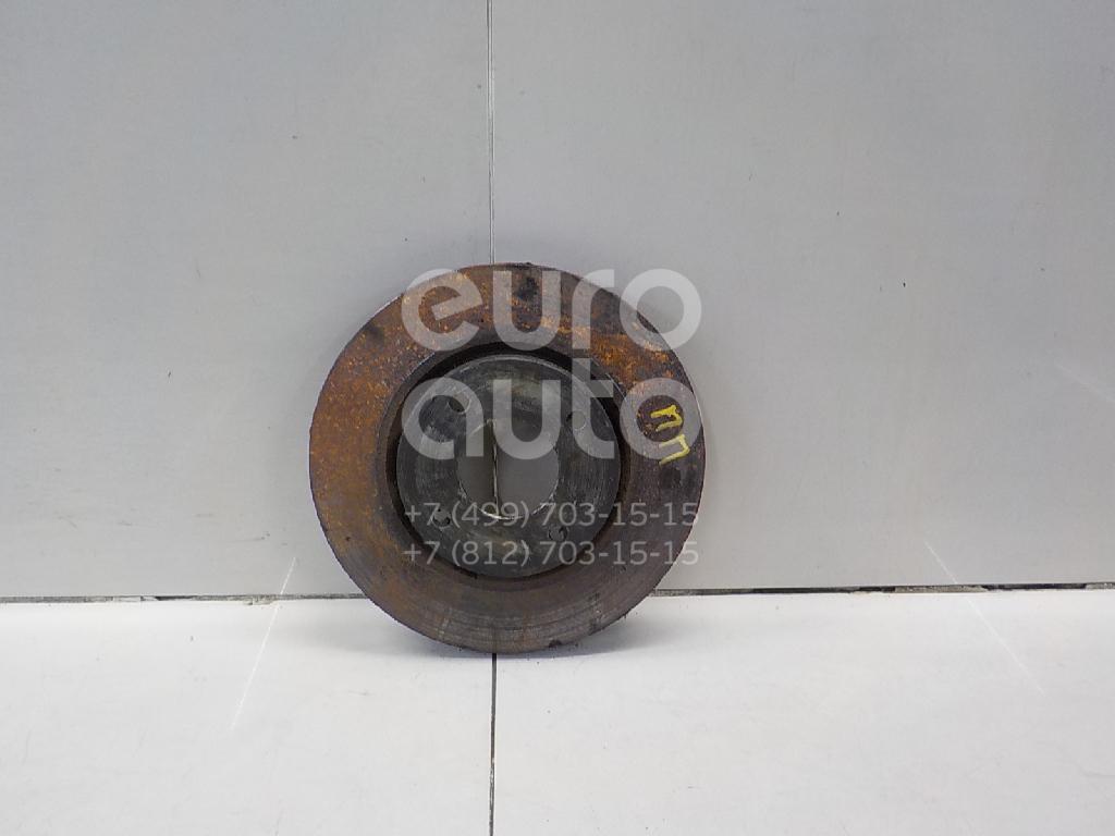 Купить Диск тормозной передний вентилируемый Nissan Tiida (C11) 2007-2014; (40206ZW90A)