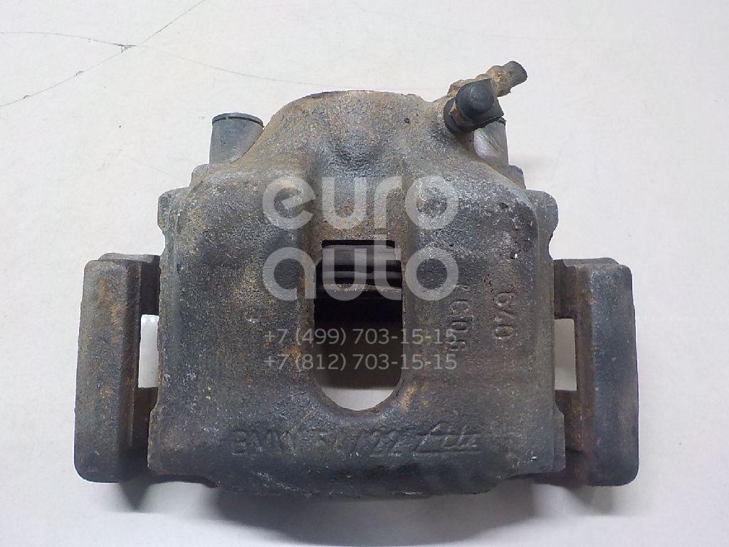 Купить Суппорт тормозной передний правый BMW 3-серия E46 1998-2005; (34116758114)