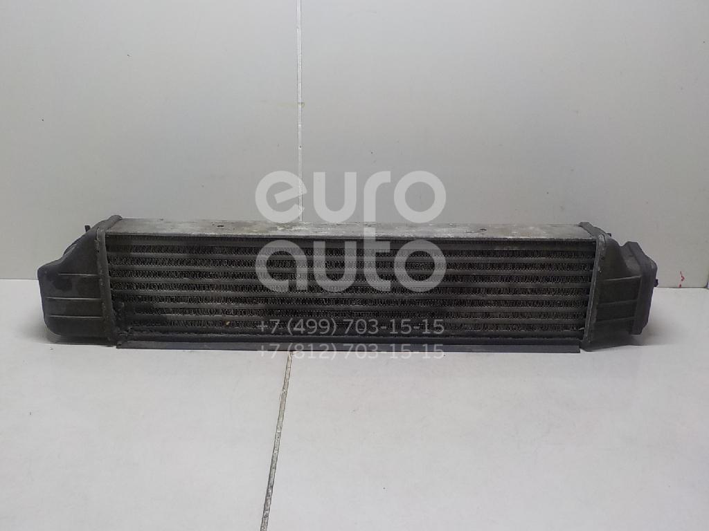 Купить Интеркулер BMW 3-серия E46 1998-2005; (17517786351)