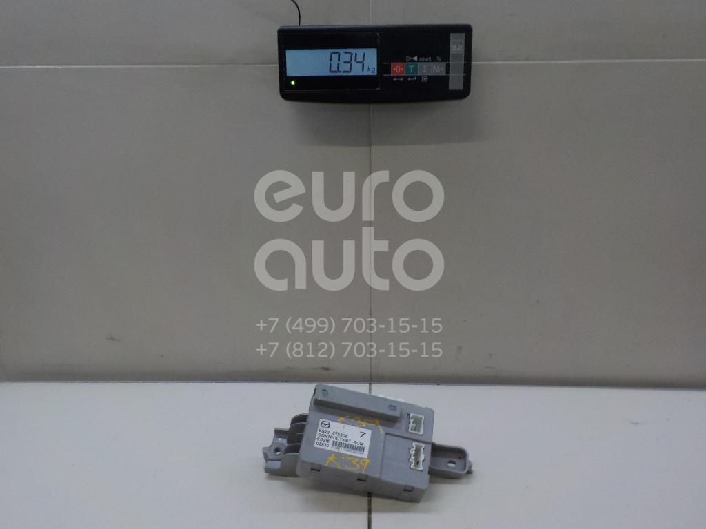 Купить Блок комфорта Mazda CX 7 2007-2012; (EG2367560E)