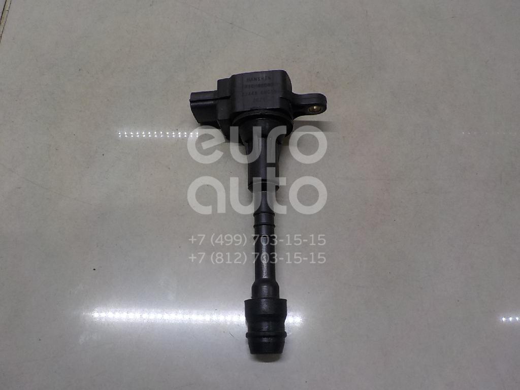 Купить Катушка зажигания Nissan Primera P12E 2002-2007; (224486N015)