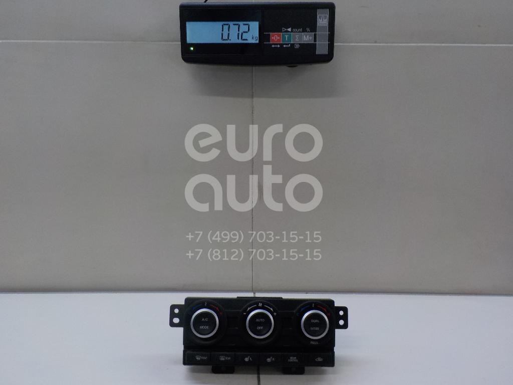 Купить Блок управления климатической установкой Mazda CX 9 2007-2016; (TD1261190C)