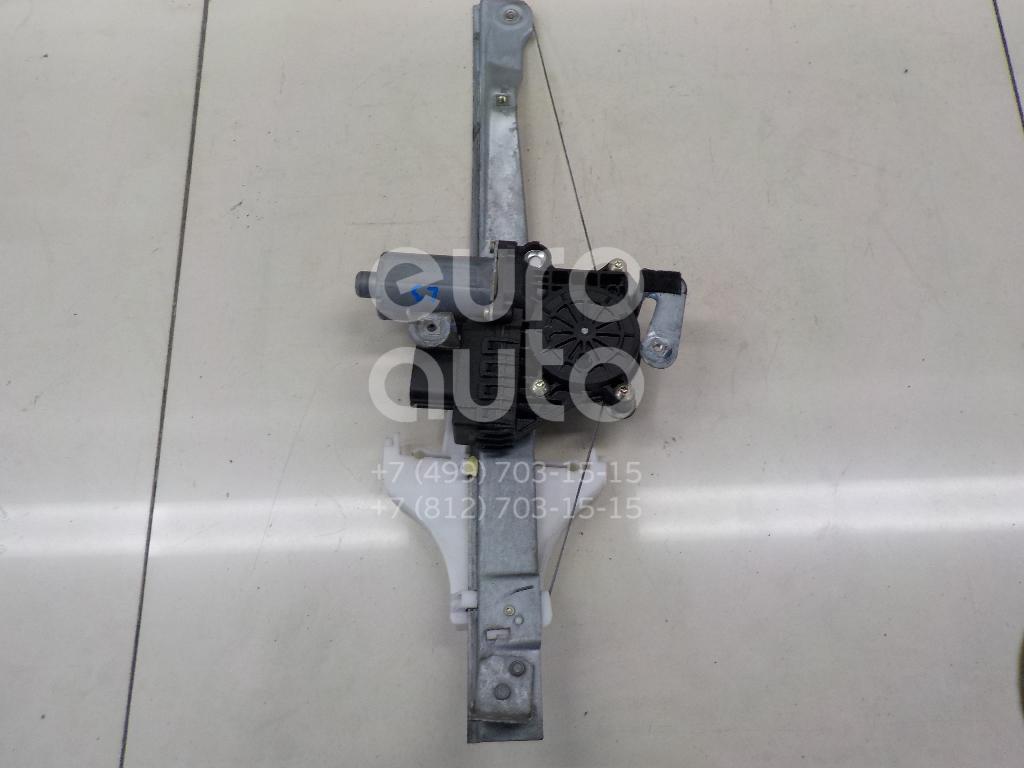 Купить Стеклоподъемник электр. задний левый Ford Mondeo III 2000-2007; (1320875)