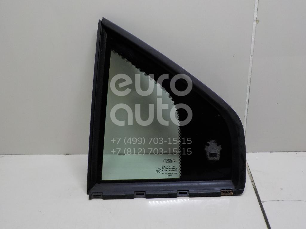 Купить Стекло двери задней левой (форточка) Ford Mondeo III 2000-2007; (1346078)