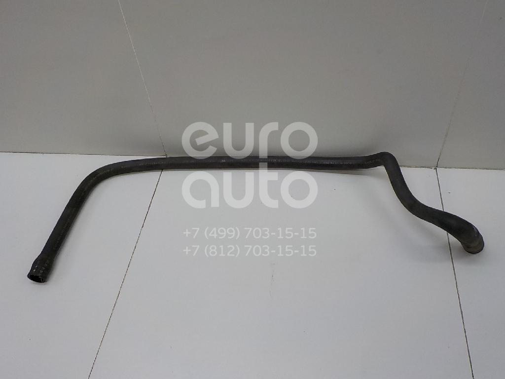 Патрубок радиатора Mercedes Benz Vito/Viano-(639) 2003-2014; (6395016382)