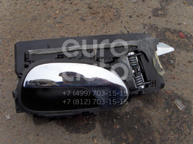 Ручка двери внутренняя левая для Peugeot 307 2001-2007 - Фото №1
