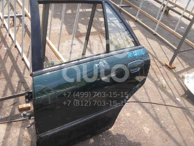 Дверь задняя левая для Mazda 323 (BJ) 1998-2002 - Фото №1